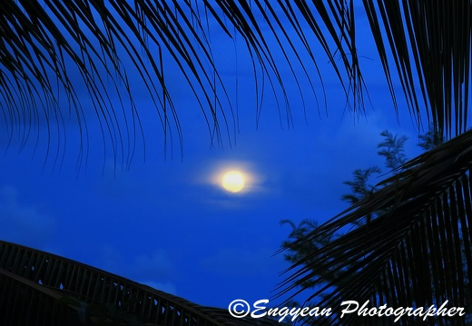 Full Moon At Koh Rong (6488)